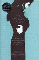 Book cover of The Anorexia Diaries, by Linda and Tara Rio