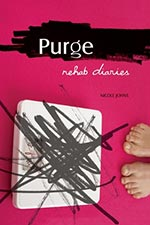 Book cover of Purge: The Rehab Diaries, by Nicole Johns