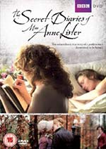 The Secret Diaries of Miss Anne Lister DVD