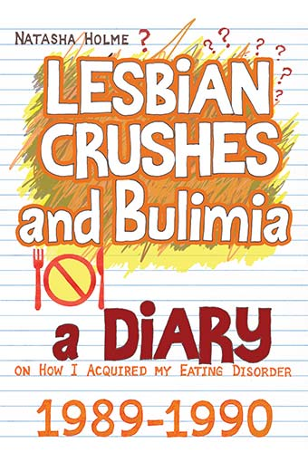 Lesbian Crushes and Bulimia book cover