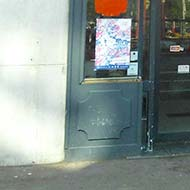 This was once la Chope d'Or, Rue Faidherbe, Boulogne